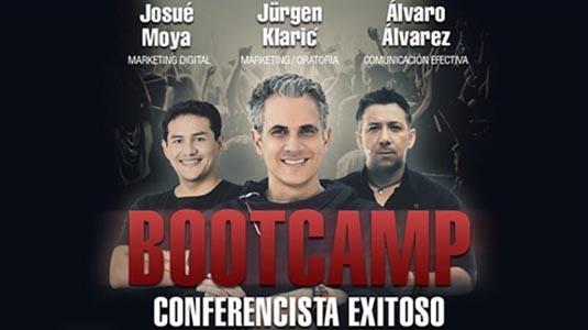 bootcamp conferencista exitoso